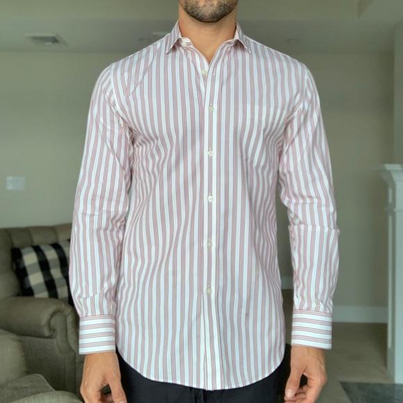 J Crew Wrinkle Resistant Shirt